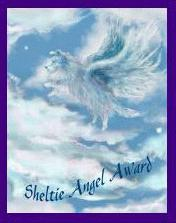 Sheltie Angel Award